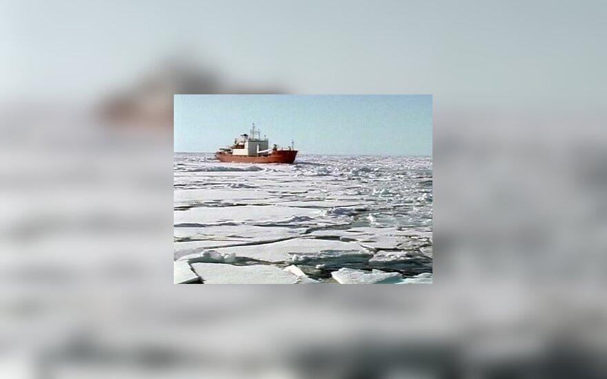 Rusija nemato būtinybės militarizuoti Arkties vandenyną ir kurti specialias regiono pajėgas