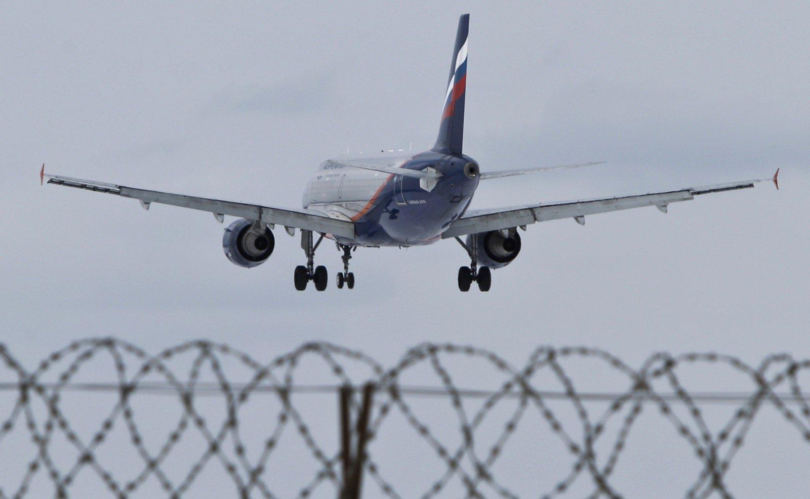 «Никаких актов досмотра»: в«Аэрофлоте» поведали подробности обыска самолета встолице Англии