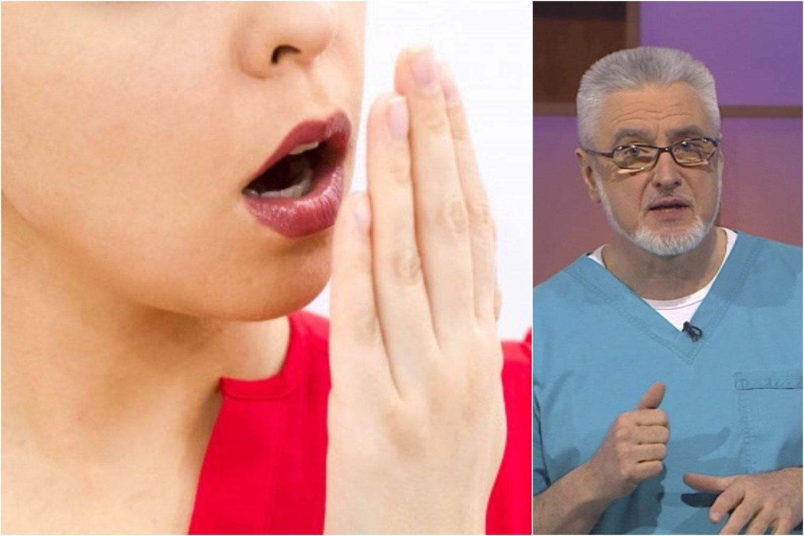 ar yra ryšys tarp blogos burnos sveikatos ir širdies ligų
