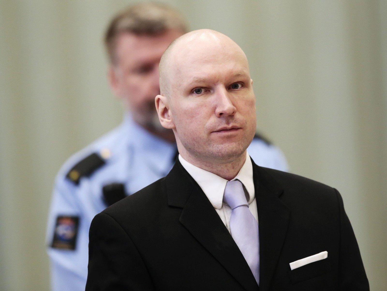 Норвегия подаст апелляцию нарешение суда вотношении Брейвика