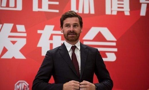 Экс-наставник «Зенита» Виллаш-Боаш воссоединился сХалком вКитайской народной республике