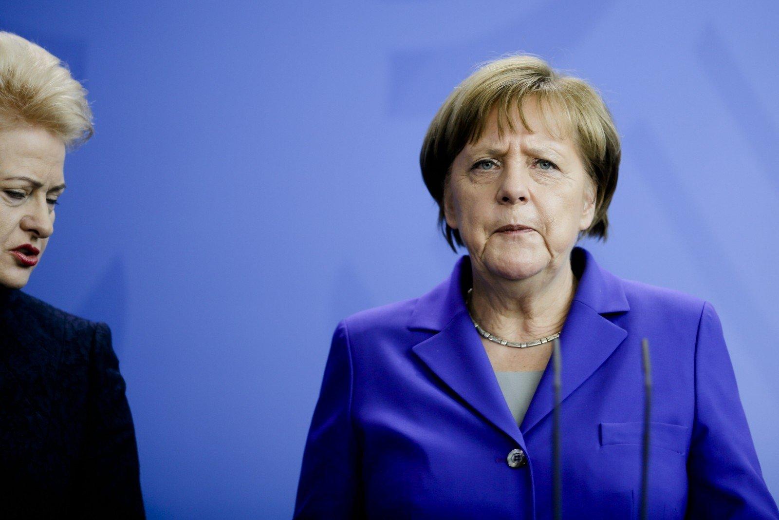 Меркель назвала решение оBrexit ударом поевропейскому единству