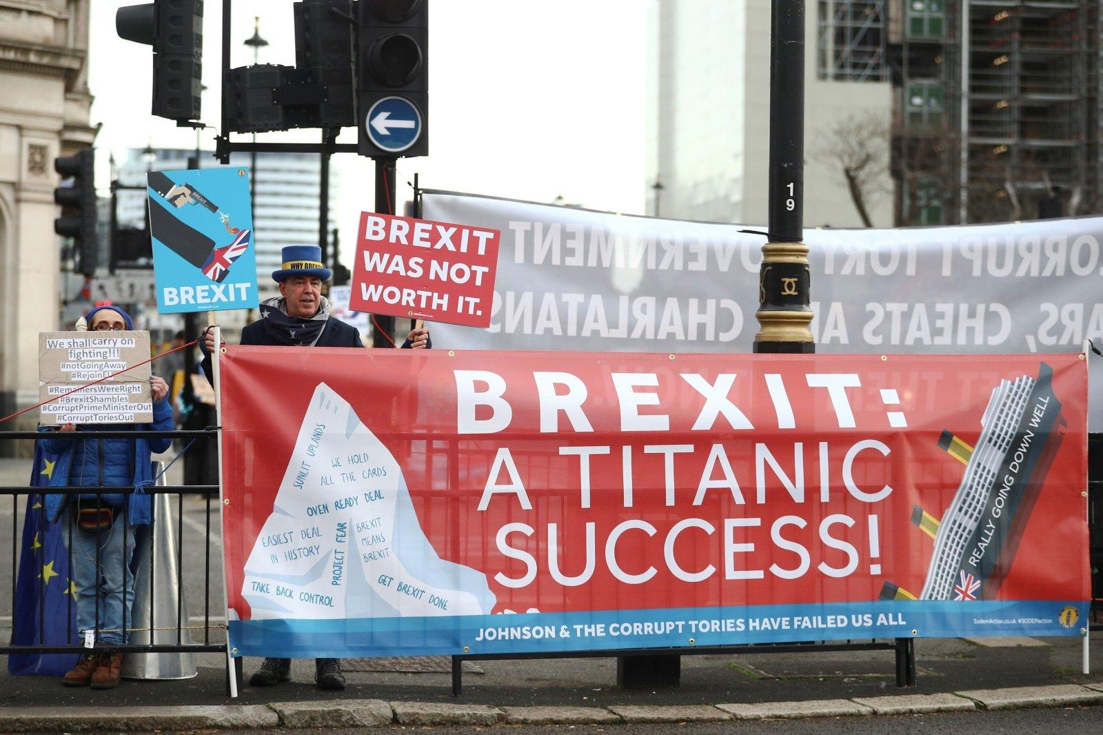 brexit prekybos galimybės