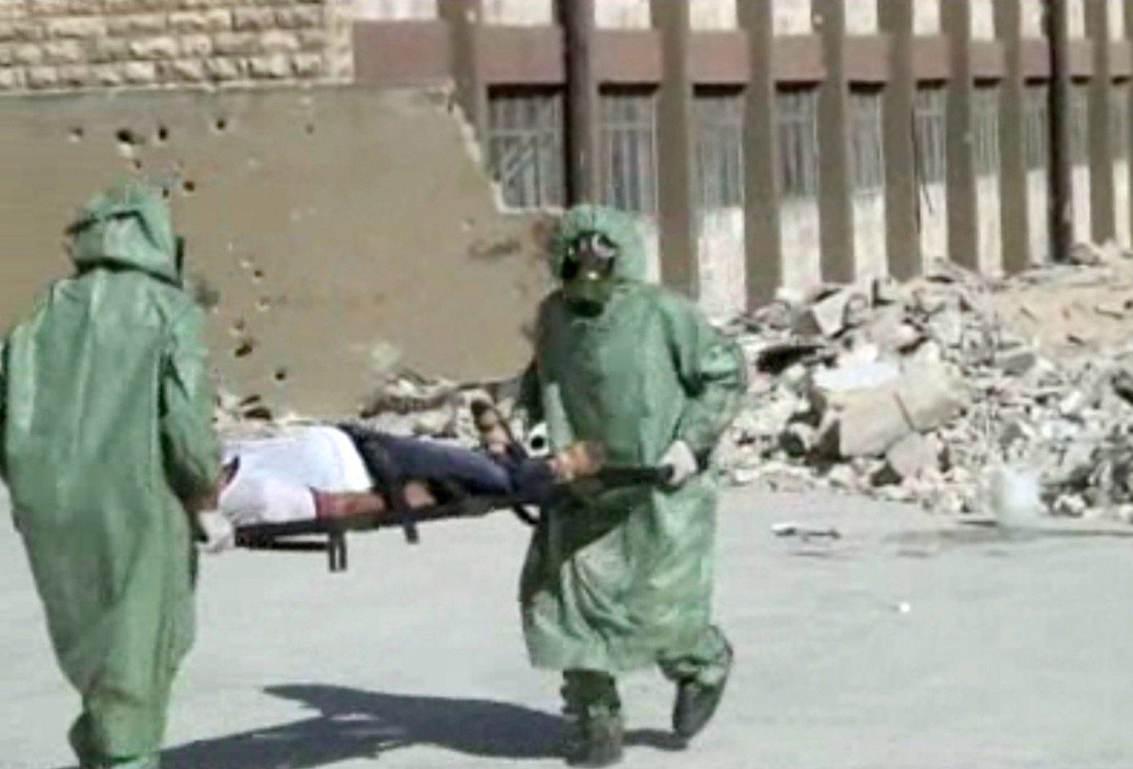 ООН иОЗХО обвинили Сирию веще одной химической атаке