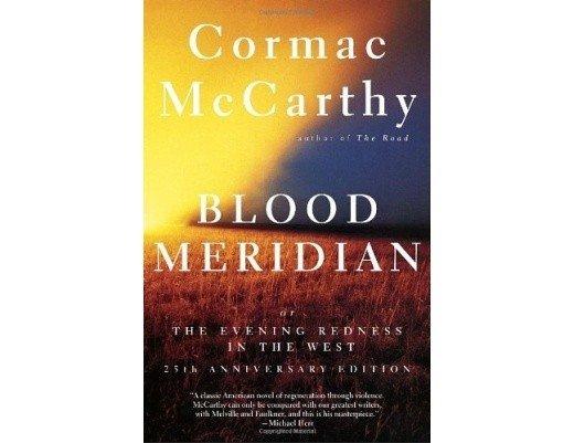 Cormaco Mccarthy knygos viršelis