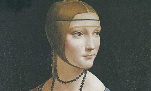 Власти Польши выкупили'Даму с горностаем Леонардо да Винчи