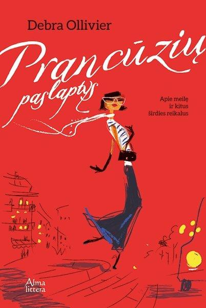 """Debros Ollivier knyga """"Prancūzių paslaptys"""""""