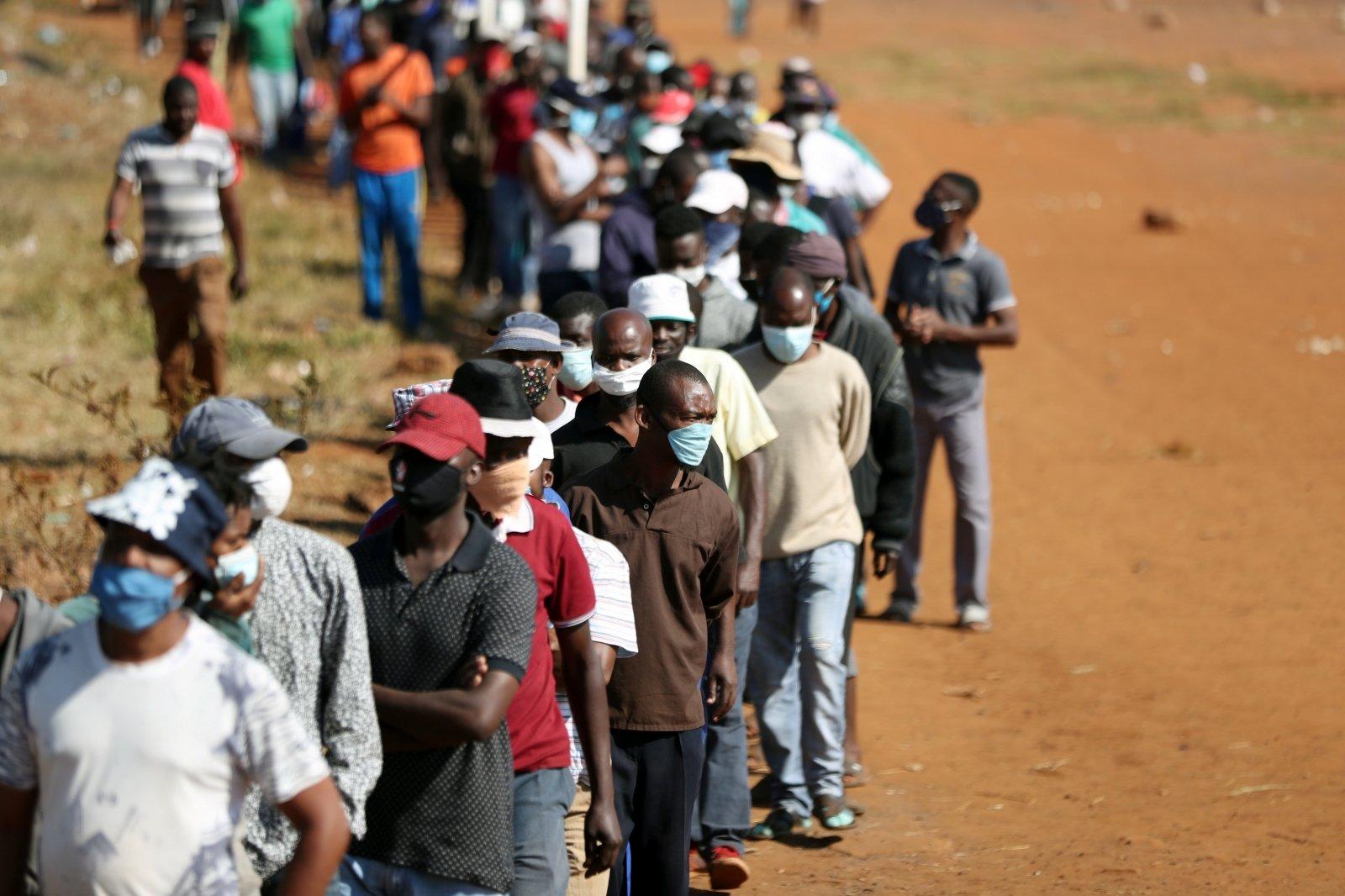 Хроника пандемии: в Африке - более миллиона инфицированных SARS-CoV-2