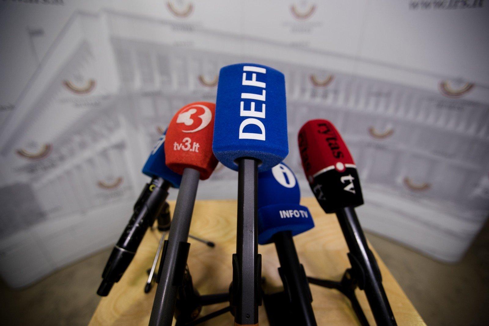"""Vaizdo rezultatas pagal užklausą """"Radzevičius: nauja žiniasklaidos rėmimo politika formuojama labai"""""""