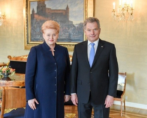 Президент Литвы обвинила Россию вагрессии