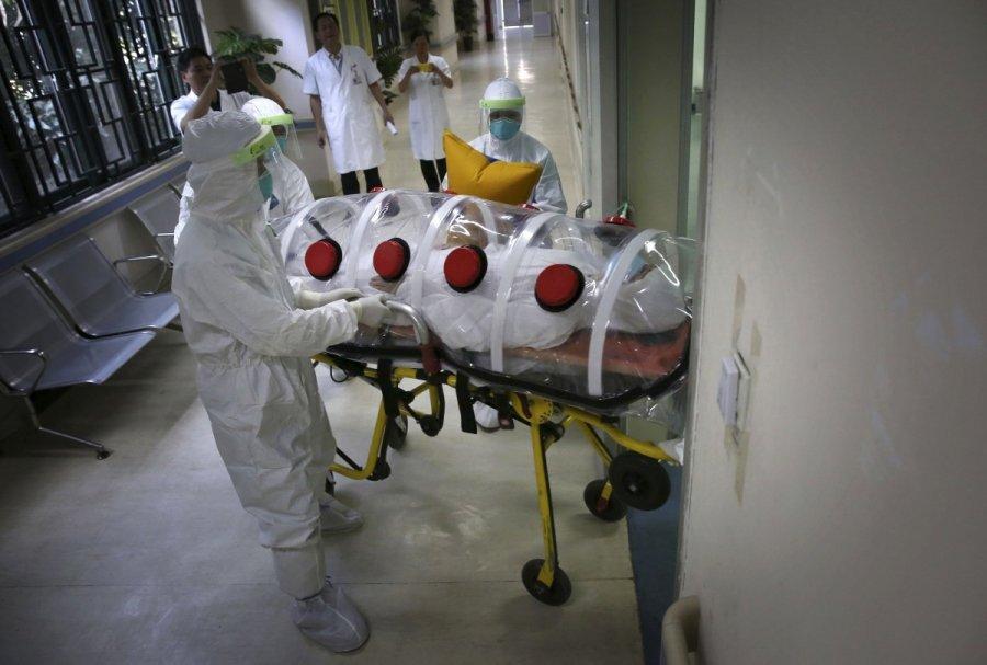 ВОЗ объявила вспышку Эболы в Демократической республике Конго чрезвычайной ситуацией международного значения