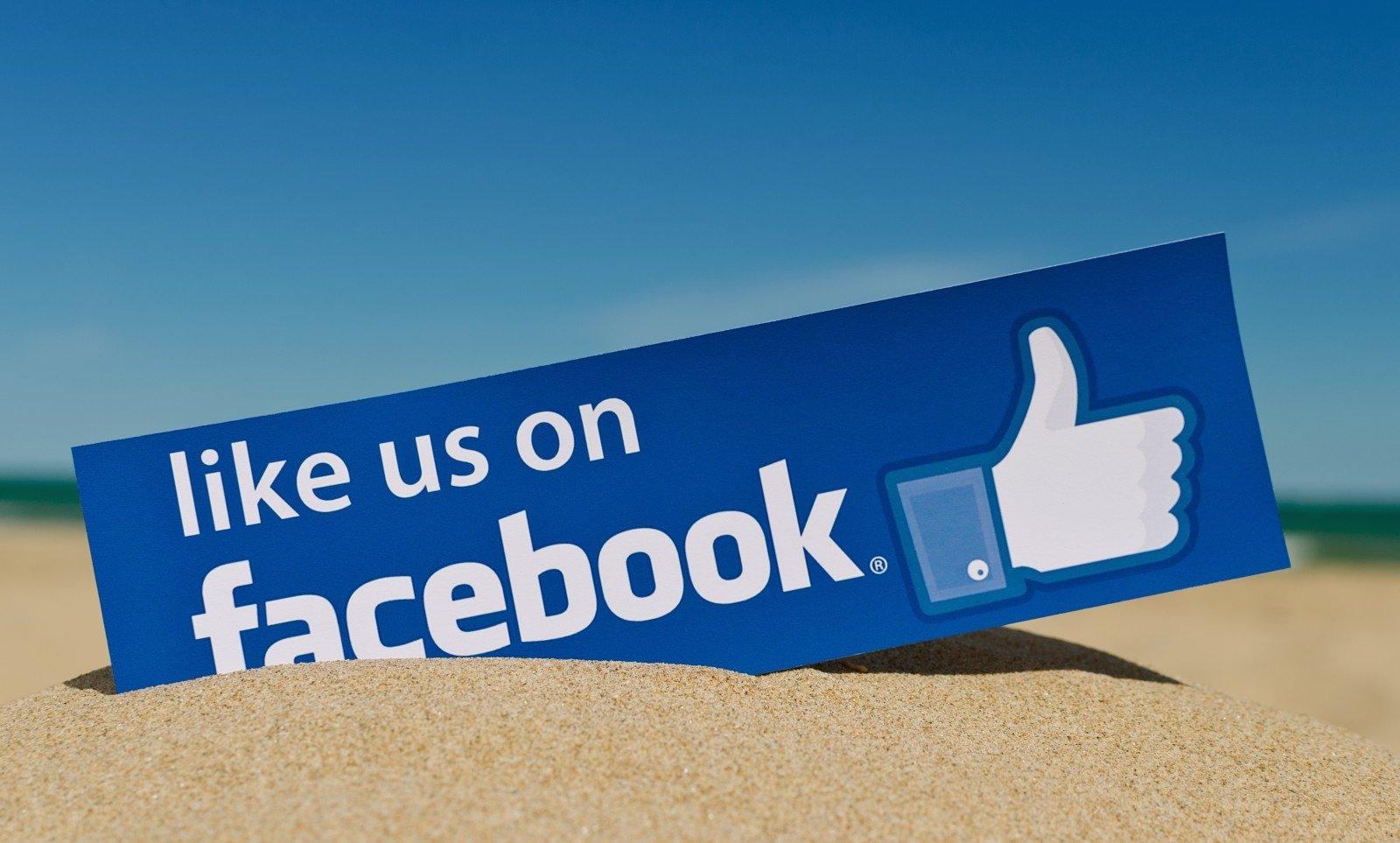 В фейсбук приступили кборьбе снедостоверной информации