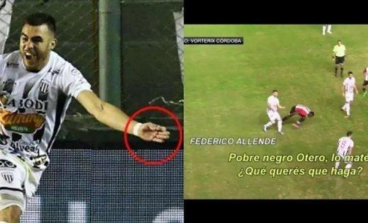 Картинки по запросу Аргентинский футболист колол иголкой соперников во время матча