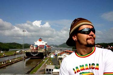Hokšila Panamoje