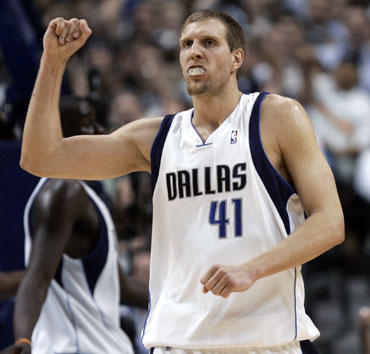 "Dirk Nowitzki (""Mavericks"")"