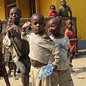 Ugandos vaikai