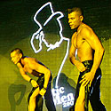 """Striptizo šokėjų iš Prancūzijos """"French Team"""" pasirodymas"""