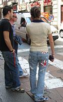 Gatvės mada Italijos šiaurėje 13