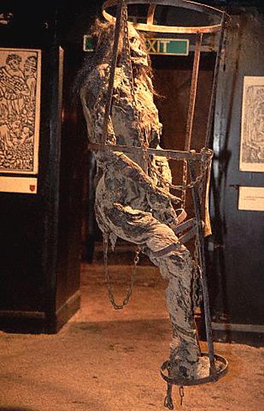 """""""Clink"""" kalėjimo muziejus Londone"""