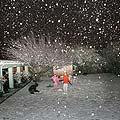 Vaikai žaidžia sniegu Johanesburge