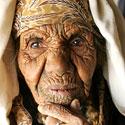 94-erių palestinietė