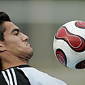 Argentinos futbolininkas S.Romero