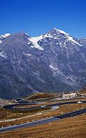 Austrija, Alpės