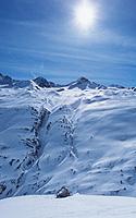 Austrija, Alpės žiemą