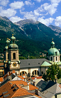 Austrija, Inssbruck