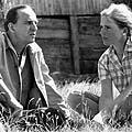 Ingmaras Bergmanas ir aktorė Liv Ullmann