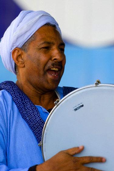 Arabas dainuoja