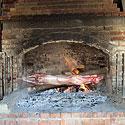 Tradicinis Balkanų patiekalas - keptas ėriukas