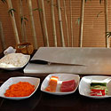 Produktai suši gaminimui