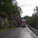 Ekstremalus važiavimas Norvegijos fiordų keliais