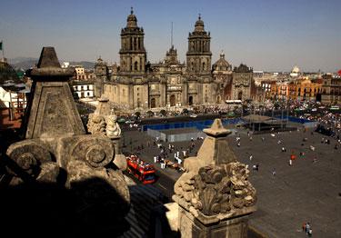 Zócalo Meksike