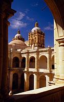 Meksikas, muziejus Oaxoje