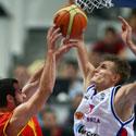 Rusija  -  Europos krepšinio čempionai