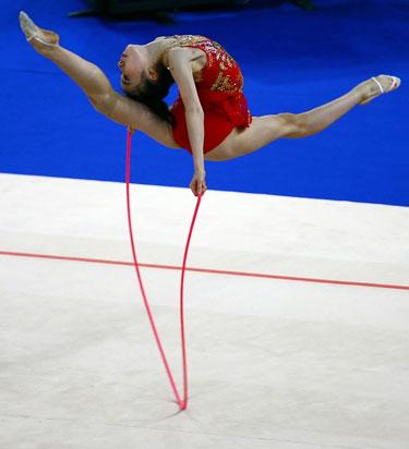 Gimnastė