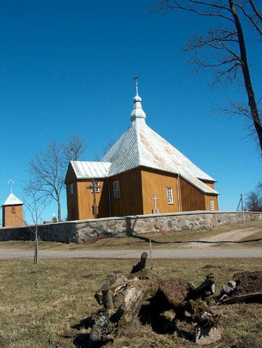 Degučių bažnyčia