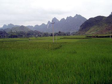 Vietnamas. Cao Bang