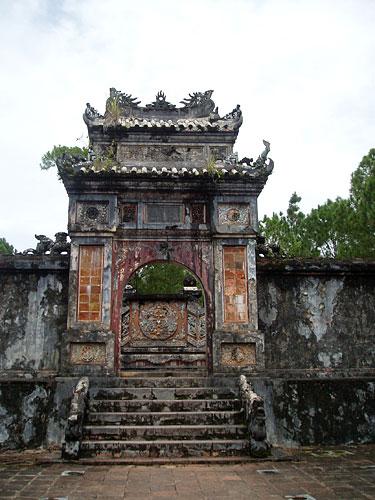 Vietnamas, Hue, Tu Duc Tomb