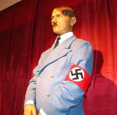Vaškinė Adolfo Hitlerio figūra