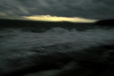 Audra, vandenynas