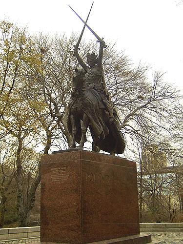 Jogaila-skulptūra