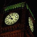 Londonas. Big Benas