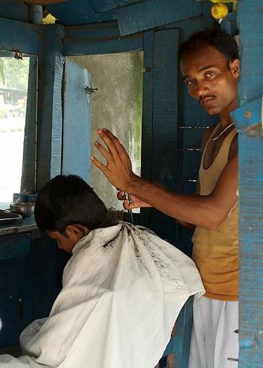 Indija, Kalkutos dienoraštis