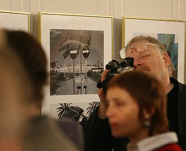 Mariaus Abramovičiaus-Neboisia fotografijų paroda