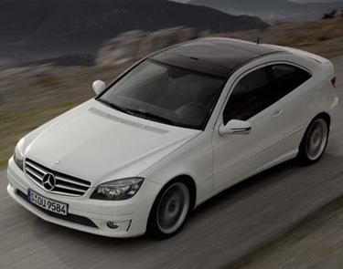 """""""Mercedes CLC"""""""