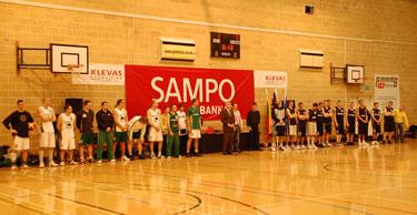"""""""Ambasadoriaus taurės"""" turnyro finalininkai – komandos """"Lithuanian BC"""" ir """"Nevada"""""""