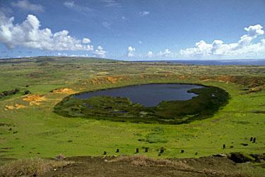 Krateris Velykų saloje